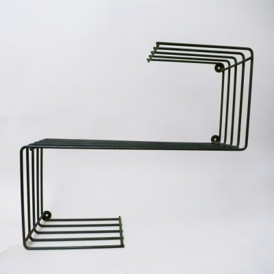 3 x Serie Fil wall unit by François Arnal for Atelier A, 1970s
