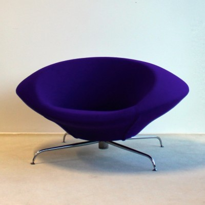 Kirk Lounge Chair by René Holten for Artifort