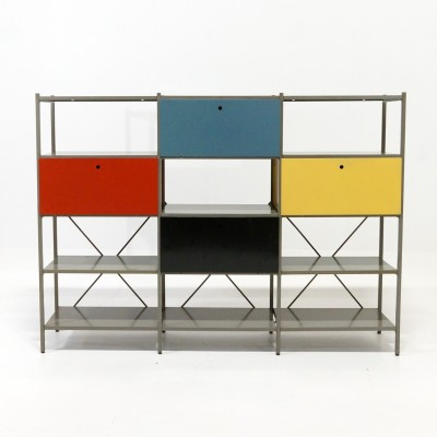 663 Wall Unit by Wim Rietveld for Gispen