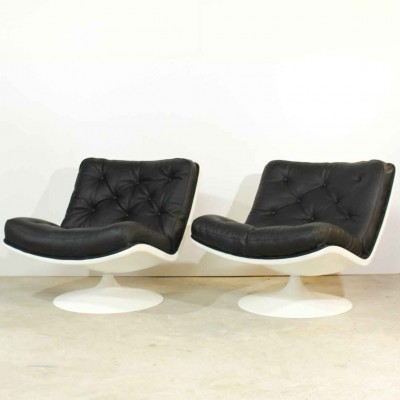 F978 Lounge Chair by Geoffrey Harcourt for Artifort