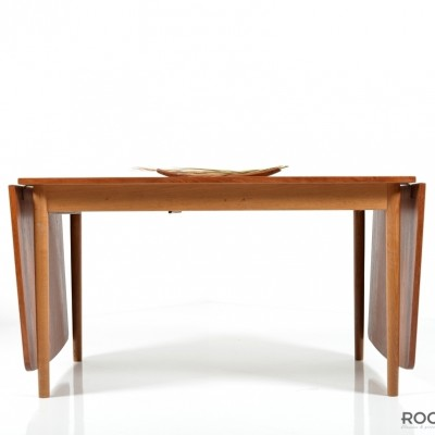 Dining Table by Poul Hundevad for Poul Hundevad