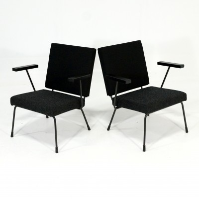 1407 Lounge Chair by Wim Rietveld for Gispen