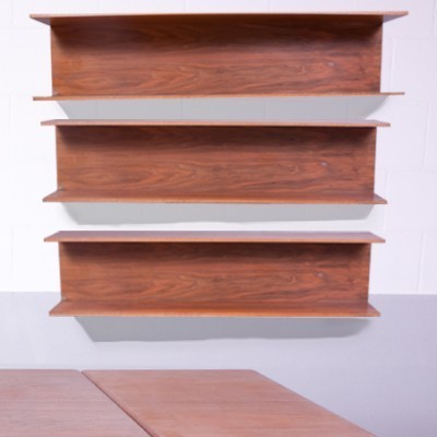 Wall Unit by Walter Wirz for Wilhelm Renz
