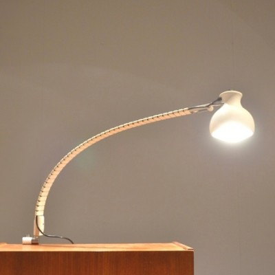 Model 660 Desk Lamp by Elio Martinelli for Martinelli Luce