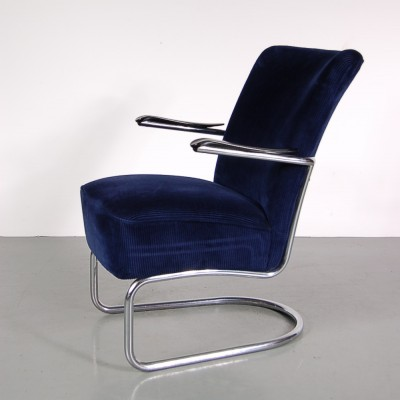 Lounge Chair by Unknown Designer for De Wit