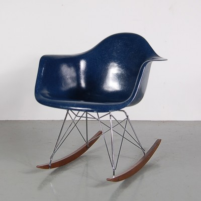 Rocking Chair by Charles and Ray Eames for Herman Miller