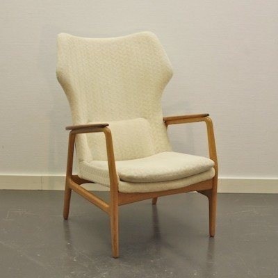 Lounge Chair by Aksel Bender Madsen for Bovenkamp