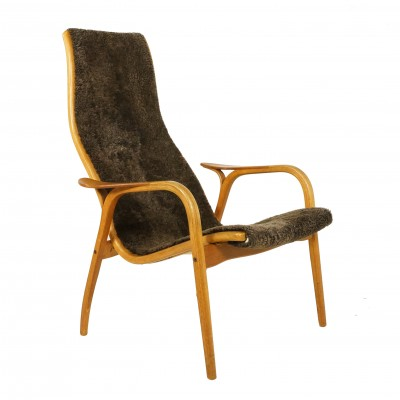 Lamino Lounge Chair by Yngve Ekström for Swedese