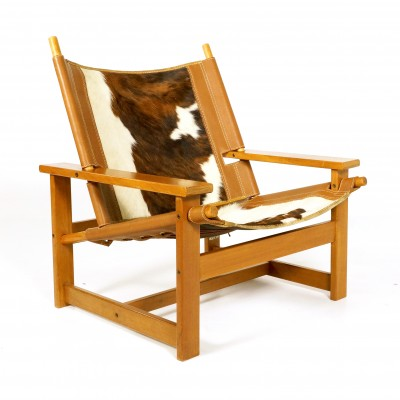 Lounge Chair by Unknown Designer for Scanform