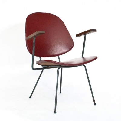 101 Lounge Chair by W. Gispen and Wim Rietveld for Kembo