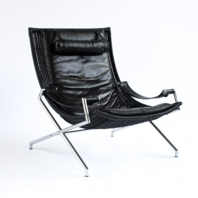 DES Lounge Chair by Gerard van den Berg for Rohé Noordwolde