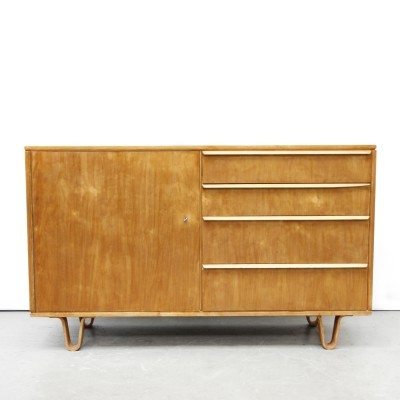 DB01 Sideboard by Cees Braakman for Pastoe
