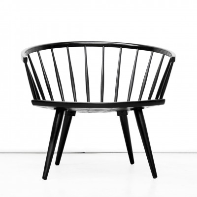 Arka Lounge Chair by Yngve Ekström for Swedese