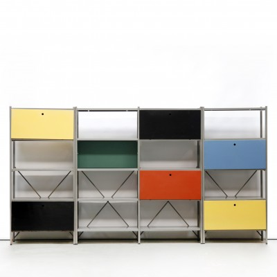 Model 663 Cabinet by Wim Rietveld for Gispen