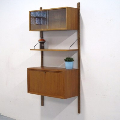 Royal System Wall Unit by Poul Cadovius for Cado