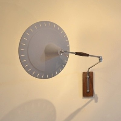 Wall Lamp by Unknown Designer for Anvia Almelo