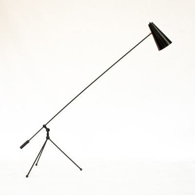 Floor Lamp by H. Busquet for Hala Zeist
