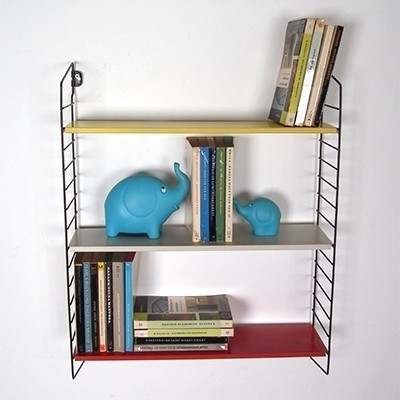 Pocket Wall Unit by D. Dekker for Tomado Holland