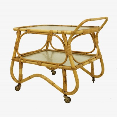Serving Trolley by Unknown Designer for Rohé Noordwolde