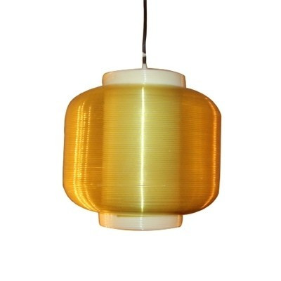 Rotaflex Hanging Lamp by Pierre Guariche and Joseph André Motte for A. R. P