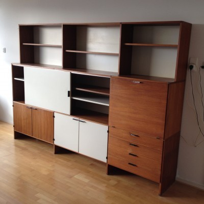 Made To Measure wall unit by Cees Braakman for Pastoe, 1950s | #26853
