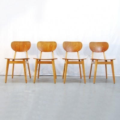 Sb11 Dinner Chair by Cees Braakman for Pastoe