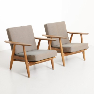 Sigar Lounge Chair by Hans Wegner for Getama