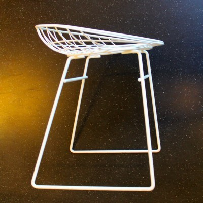 Tomado Wire Stool by Cees Braakman for Pastoe