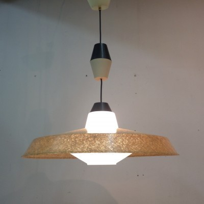NT 78 E/00 Hanging Lamp by Unknown Designer for Philips