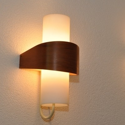NX40 Wall Lamp by Louis Kalff for Philips