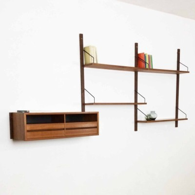 Cado Royal Wall Unit by Poul Cadovius for Royal System