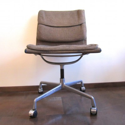 EA206 Office Chair by Charles and Ray Eames for Herman Miller