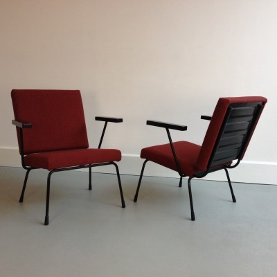 1401 Lounge Chair by Wim Rietveld for Gispen