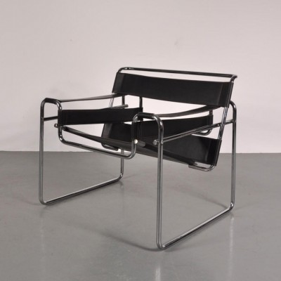 Marcel Breuer Lounge Chair, 1950s