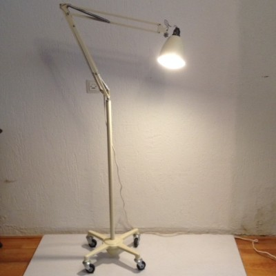 Anglepoise floor lamp by George Carwardine for Herbert Terry & Sons ...