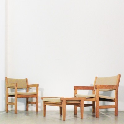 Seating Group by Hans Wegner for Getama