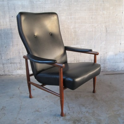Lounge Chair by Unknown Designer for Topform