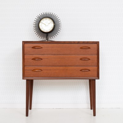 Chest of Drawers by Kai Kristiansen for Feldballes Møbelfabrik