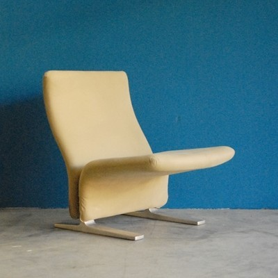 F780 Lounge Chair by Pierre Paulin for Artifort