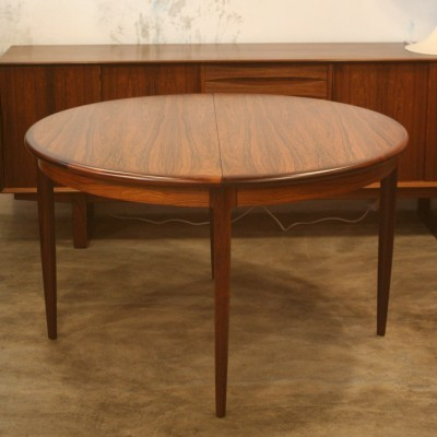 Dining Table By Niels O Møller For Jl
