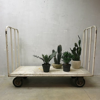Cart Side Factory Cart Side Table by