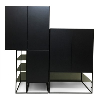 Vision Wall Unit by Karel Boonzaaijer and Pierre Mazairac for Pastoe