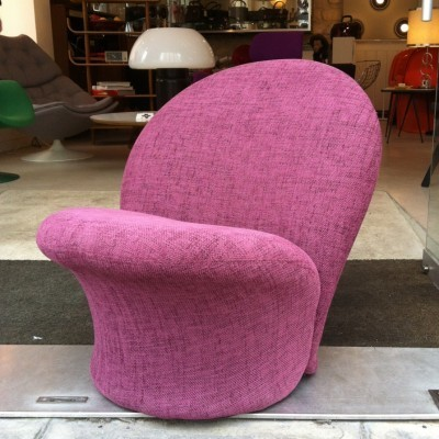 F572 Lounge Chair by Pierre Paulin for Artifort