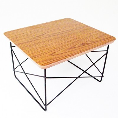 Lcr occasional table coffee table by charles and ray eames for Occasional table manufacturers