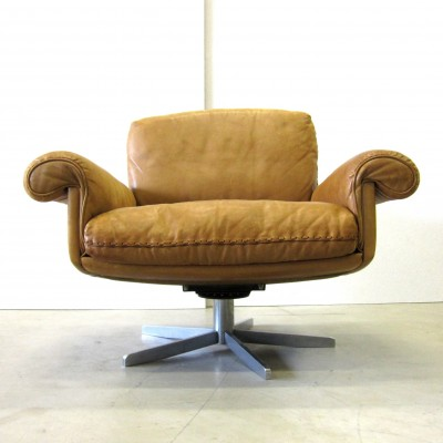 DS31 Lounge Chair by Unknown Designer for De Sede