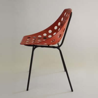 Coquillage Dinner Chair by Pierre Guariche for Meurop