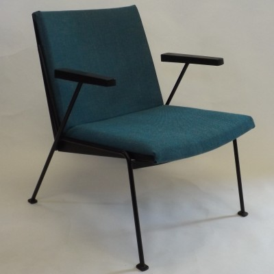 Oase Lounge Chair by Wim Rietveld for Ahrend De Cirkel