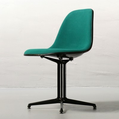 Sidechair La Fonda Dinner Chair by Charles and Ray Eames for Herman Miller