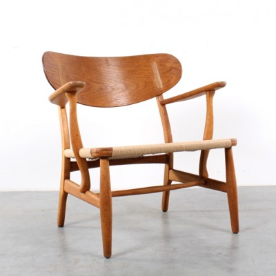 CH22 Lounge Chair by Hans Wegner for Carl Hansen
