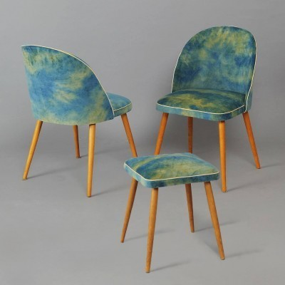 Seating Group by Unknown Designer for Thonet